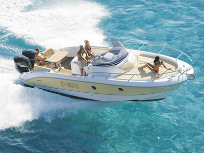 Sessa Key Largo 28 for rent in Ibiza